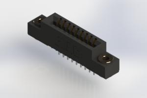 391-009-521-103 - Card Edge Connector
