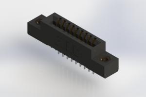 391-009-521-107 - Card Edge Connector