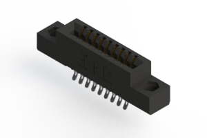 391-018-555-204 - Card Edge Connector