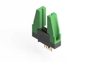 """395-005-523-488 - .100"""" (2.54mm) Pitch 