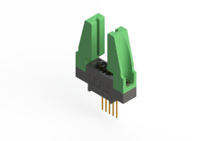 """395-005-540-688 - .100"""" (2.54mm) Pitch 
