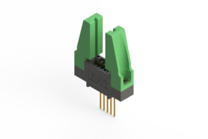 """395-005-542-488 - .100"""" (2.54mm) Pitch 