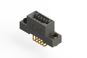 """395-005-558-103 - .100"""" (2.54mm) Pitch   Card Edge Connector"""