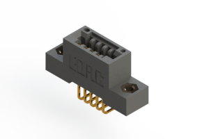 """395-005-558-108 - .100"""" (2.54mm) Pitch   Card Edge Connector"""