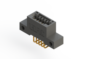 """395-005-558-112 - .100"""" (2.54mm) Pitch   Card Edge Connector"""