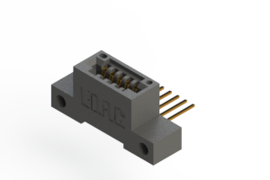 """395-005-559-112 - .100"""" (2.54mm) Pitch   Card Edge Connector"""
