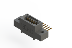 """395-005-559-402 - .100"""" (2.54mm) Pitch   Card Edge Connector"""