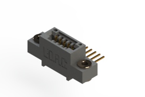 """395-005-559-403 - .100"""" (2.54mm) Pitch   Card Edge Connector"""