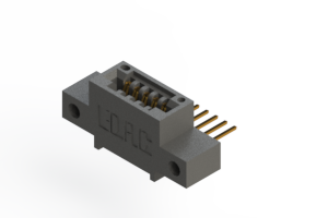 """395-005-559-412 - .100"""" (2.54mm) Pitch   Card Edge Connector"""