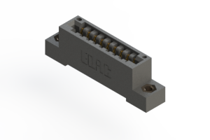 396-009-520-107 - Card Edge Connector