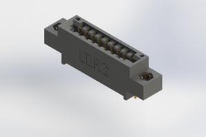 396-009-520-607 - Card Edge Connector