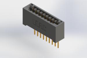 396-009-522-101 - Card Edge Connector