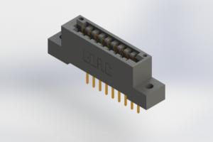 396-009-522-102 - Card Edge Connector
