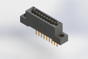 396-009-522-107 - Card Edge Connector