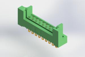 408-017-500-222 - Card Edge | Metal to Metal 2 Piece Connectors