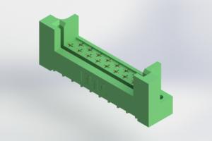 408-017-523-222 - Card Edge | Metal to Metal 2 Piece Connectors