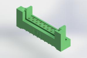 408-017-524-212 - Card Edge | Metal to Metal 2 Piece Connectors