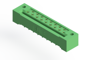408-017-525-112 - Card Edge | Metal to Metal 2 Piece Connectors
