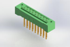 408-017-540-112 - Card Edge | Metal to Metal 2 Piece Connectors
