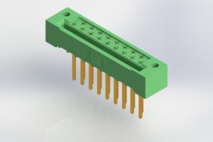 408-017-541-122 - Card Edge | Metal to Metal 2 Piece Connectors