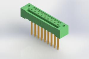 408-017-542-122 - Card Edge | Metal to Metal 2 Piece Connectors