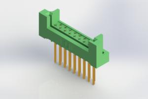 408-017-542-222 - Card Edge | Metal to Metal 2 Piece Connectors
