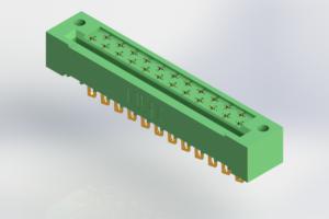 408-023-500-112 - Card Edge | Metal to Metal 2 Piece Connectors