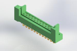 408-023-500-212 - Card Edge | Metal to Metal 2 Piece Connectors