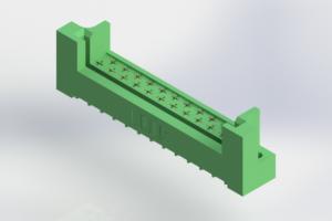 408-023-525-212 - Card Edge | Metal to Metal 2 Piece Connectors