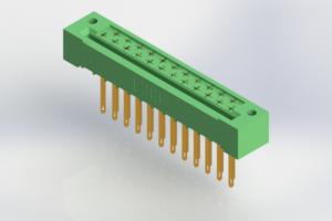 408-023-540-112 - Card Edge | Metal to Metal 2 Piece Connectors