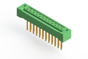 408-023-541-112 - Card Edge | Metal to Metal 2 Piece Connectors