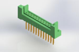 408-023-541-222 - Card Edge | Metal to Metal 2 Piece Connectors