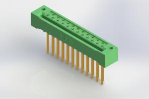 408-023-542-122 - Card Edge | Metal to Metal 2 Piece Connectors