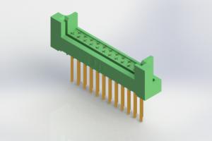 408-023-542-222 - Card Edge | Metal to Metal 2 Piece Connectors