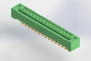 408-029-500-112 - Card Edge | Metal to Metal 2 Piece Connectors
