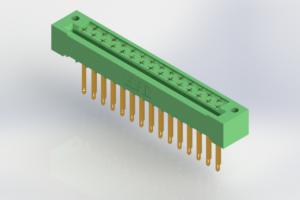 408-029-540-112 - Card Edge | Metal to Metal 2 Piece Connectors