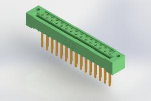 408-029-541-112 - Card Edge | Metal to Metal 2 Piece Connectors