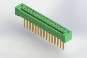 408-029-541-122 - Card Edge | Metal to Metal 2 Piece Connectors