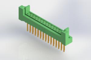 408-029-541-222 - Card Edge | Metal to Metal 2 Piece Connectors