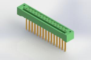 408-029-542-122 - Card Edge | Metal to Metal 2 Piece Connectors