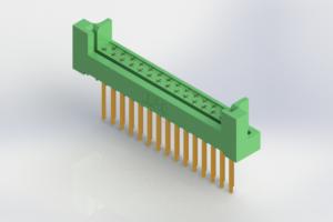 408-029-542-222 - Card Edge | Metal to Metal 2 Piece Connectors