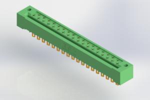 408-035-500-112 - Card Edge | Metal to Metal 2 Piece Connectors