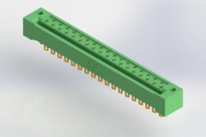 408-035-500-122 - Card Edge | Metal to Metal 2 Piece Connectors