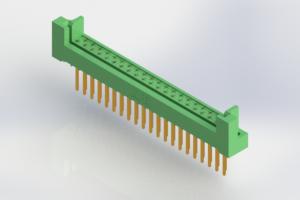 408-047-541-222 - Card Edge   Metal to Metal 2 Piece Connectors