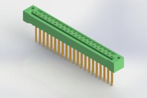 408-047-542-112 - Card Edge   Metal to Metal 2 Piece Connectors