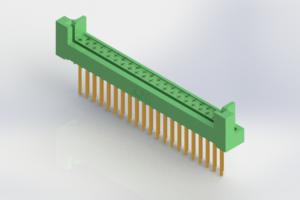 408-047-542-222 - Card Edge   Metal to Metal 2 Piece Connectors