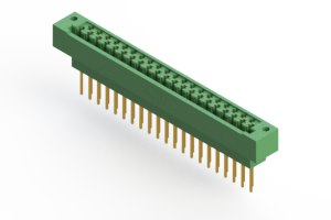415-041-540-122 - Card Edge | Metal to Metal 2 Piece Connectors