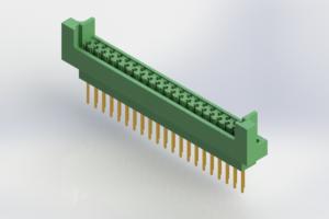 415-041-540-222 - Card Edge | Metal to Metal 2 Piece Connectors