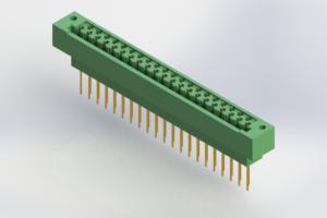 415-041-541-122 - Card Edge | Metal to Metal 2 Piece Connectors