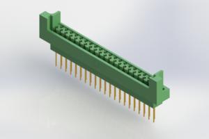 415-041-541-222 - Card Edge | Metal to Metal 2 Piece Connectors